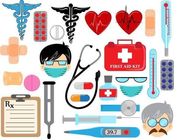 Doctor clipart kit. Portal