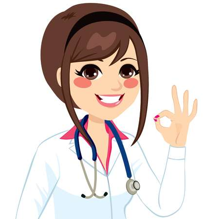 Doctor clipart lady doctor. Station