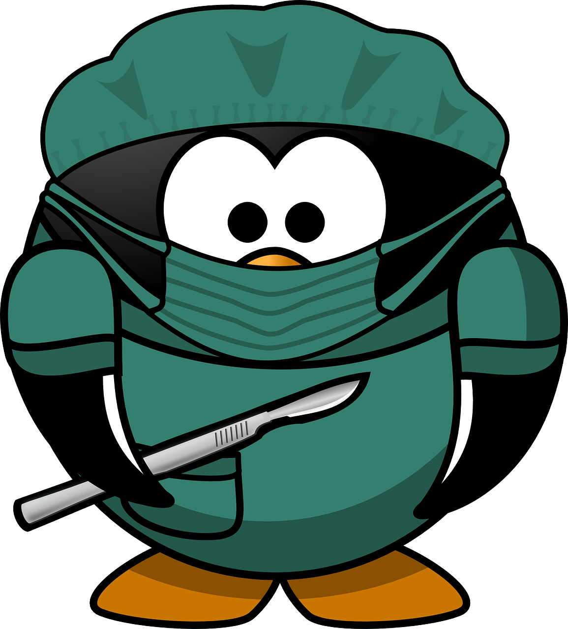 Surgery time because when. Doctor clipart pocket