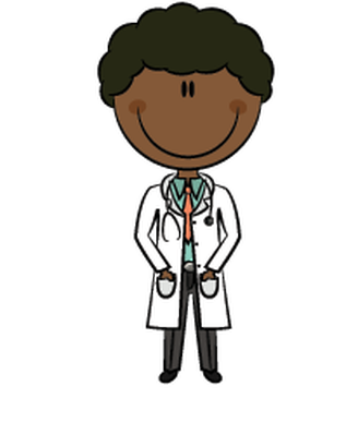 African american the arts. Doctors clipart