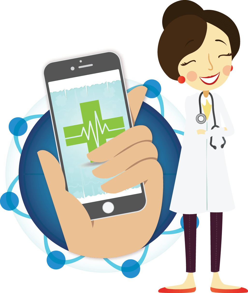 Professional clipart healthcare industry. Medical app development company