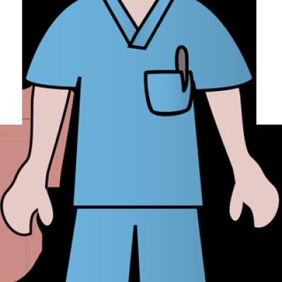 Free clip art of. Nursing clipart nurse uniform