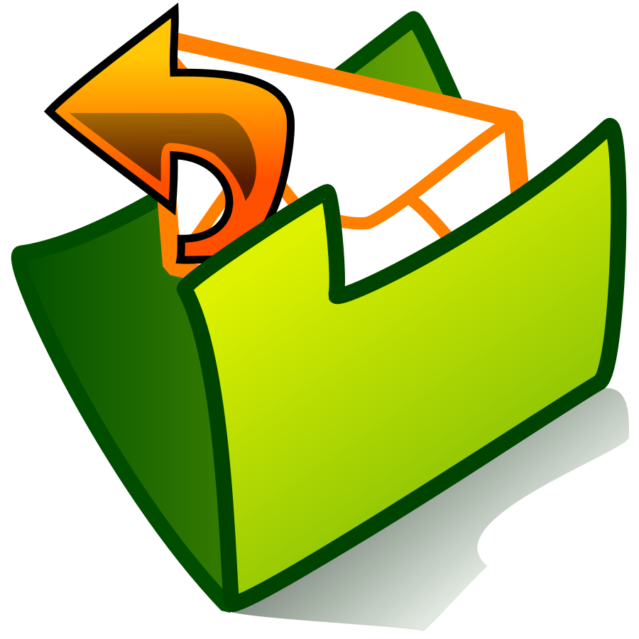 Personal Folder Clipart