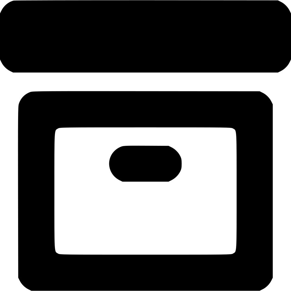 document clipart box file