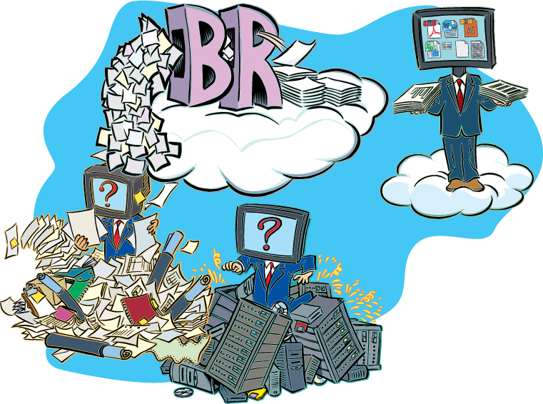 Cloud based bpo document. Environment clipart similarity