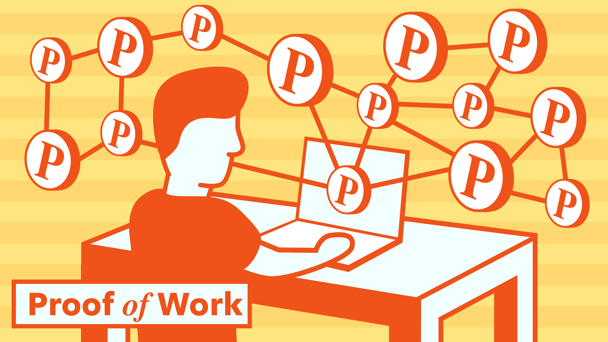 Proof of work a. Document clipart covenant