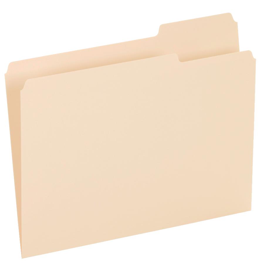 Document clipart folder manila, Document folder manila Transparent