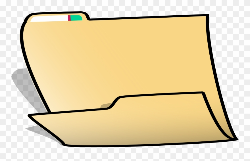 Folder clipart directory. File folders computer icons