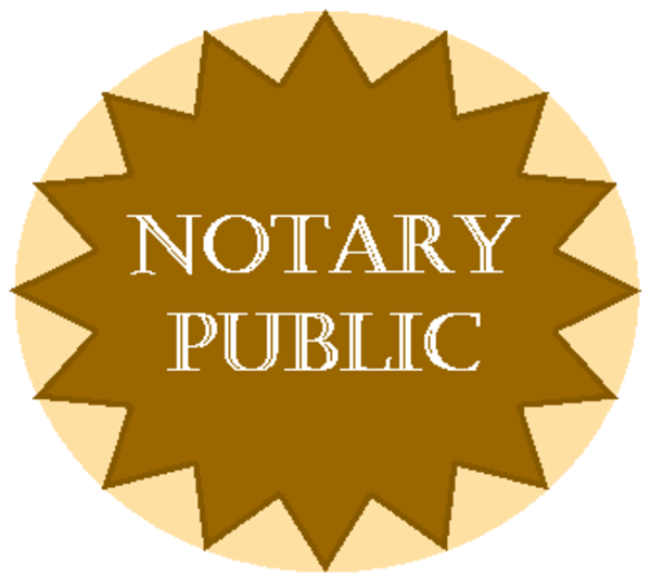 collection of notary. Florida clipart file