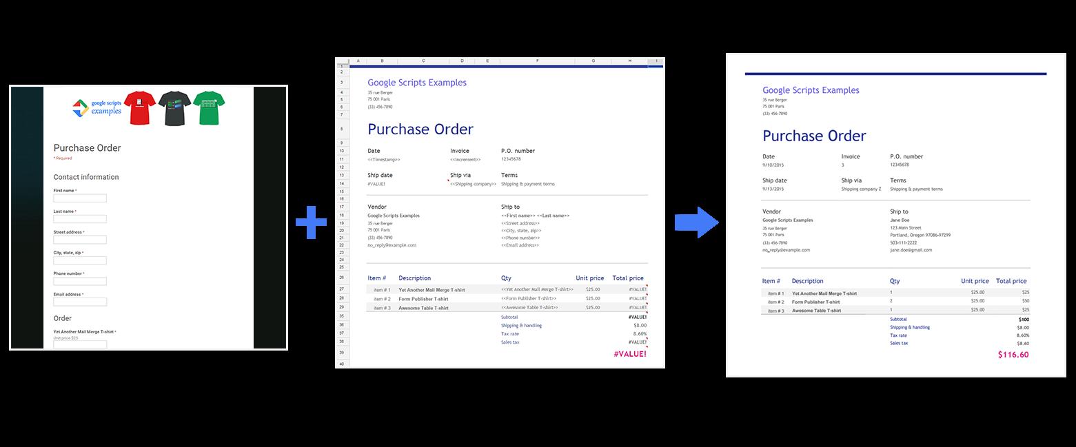 Document Clipart Order Form Document Order Form Transparent