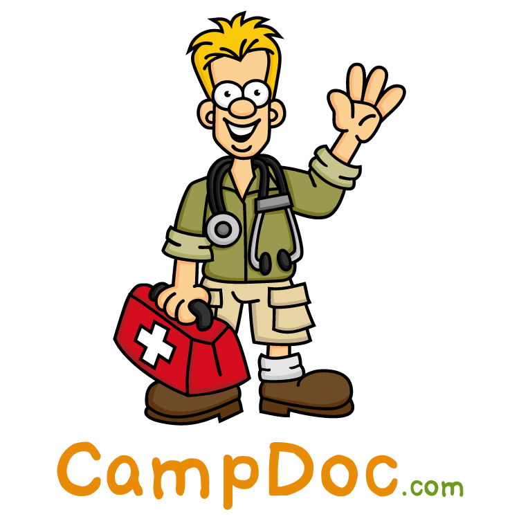 Electronic record campdoc com. Health clipart medical camp