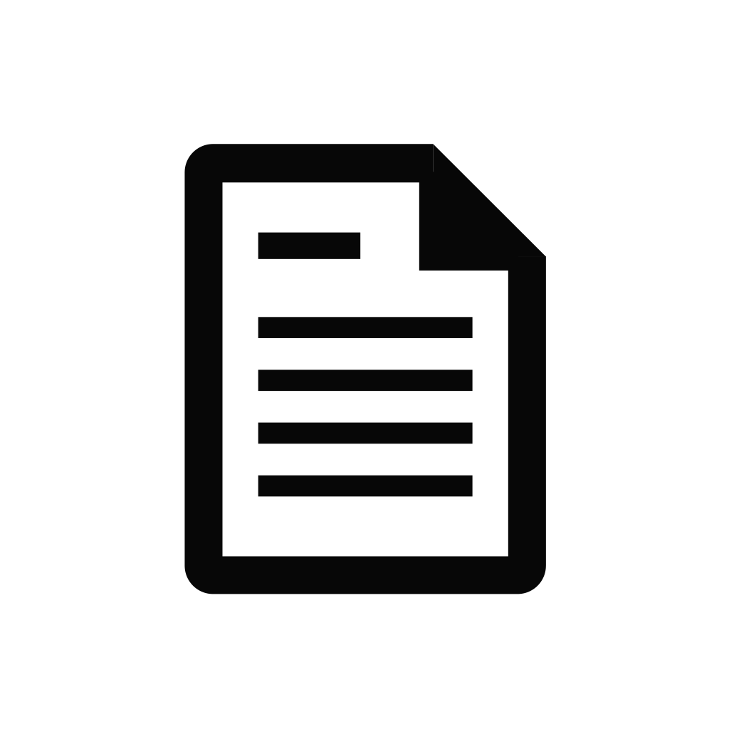 Paper icon png. Document clipart transparent background