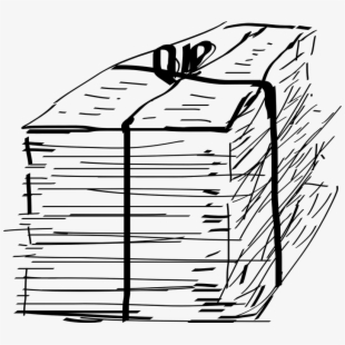 Document clipart pile document. Staple free picture documents