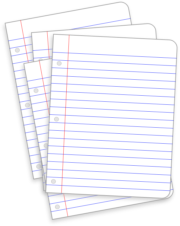 Pollster panda free images. Document clipart pile document