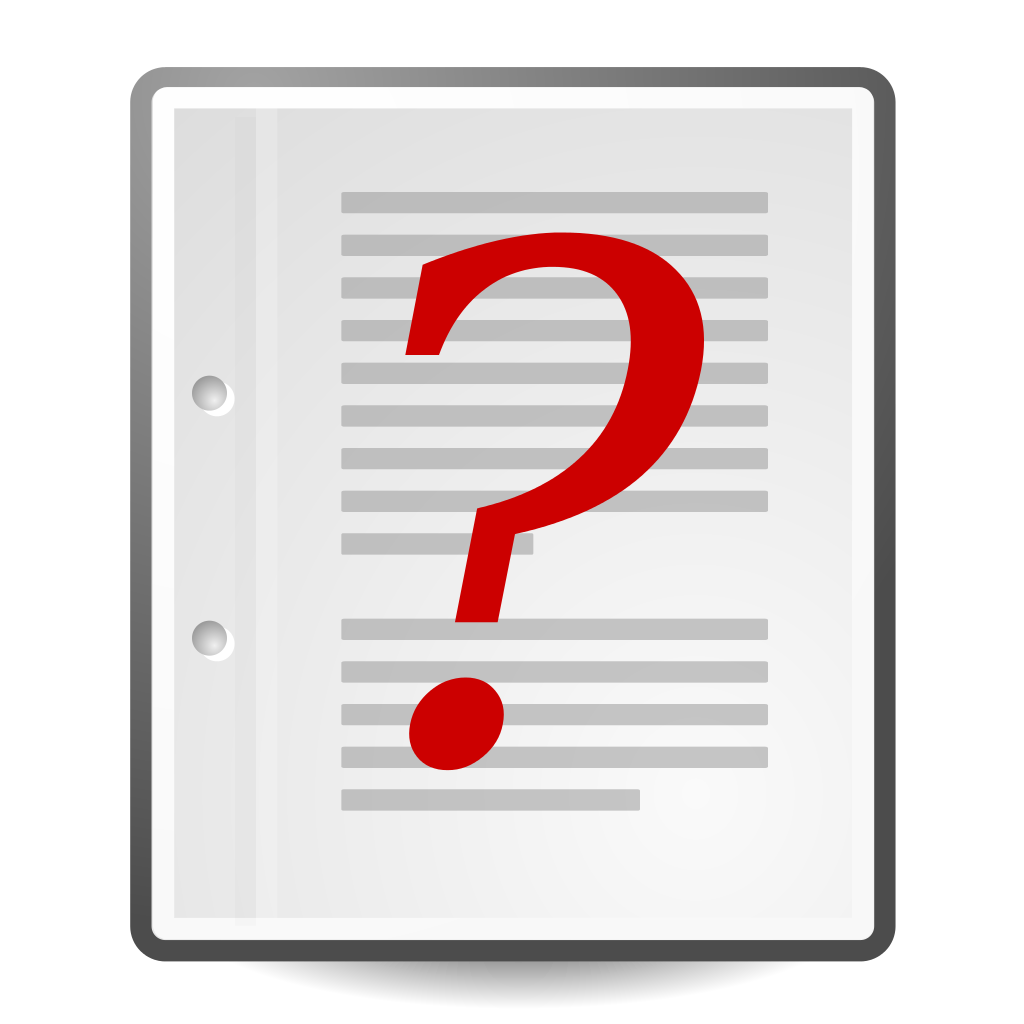 Document clipart policy document. File text with red