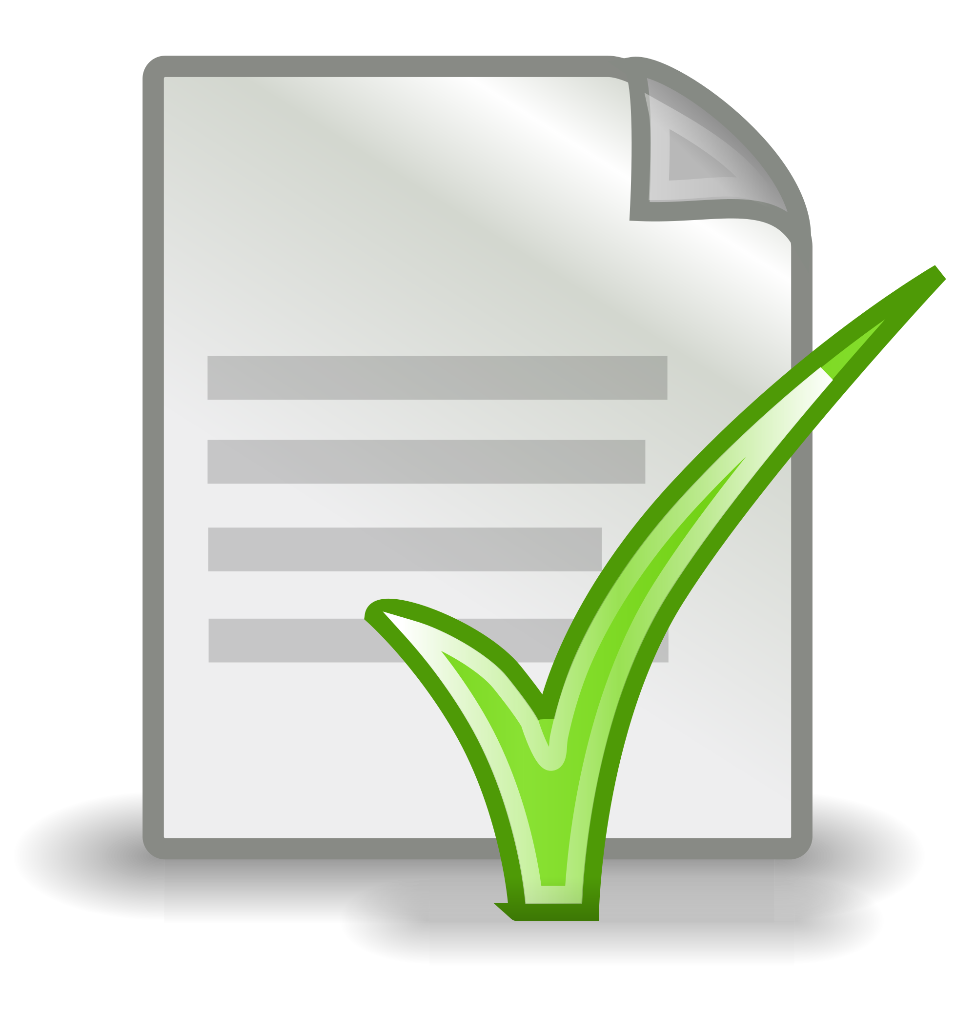 Document clipart policy document. File passed svg wikimedia