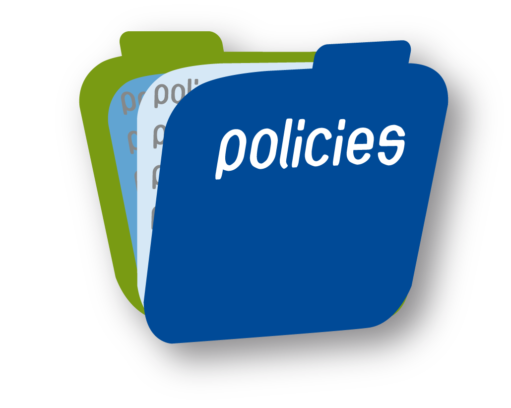 Policies links to each. Important clipart school policy