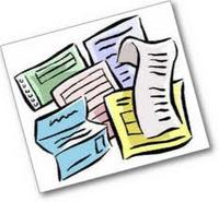 Free documents cliparts download. Document clipart source document