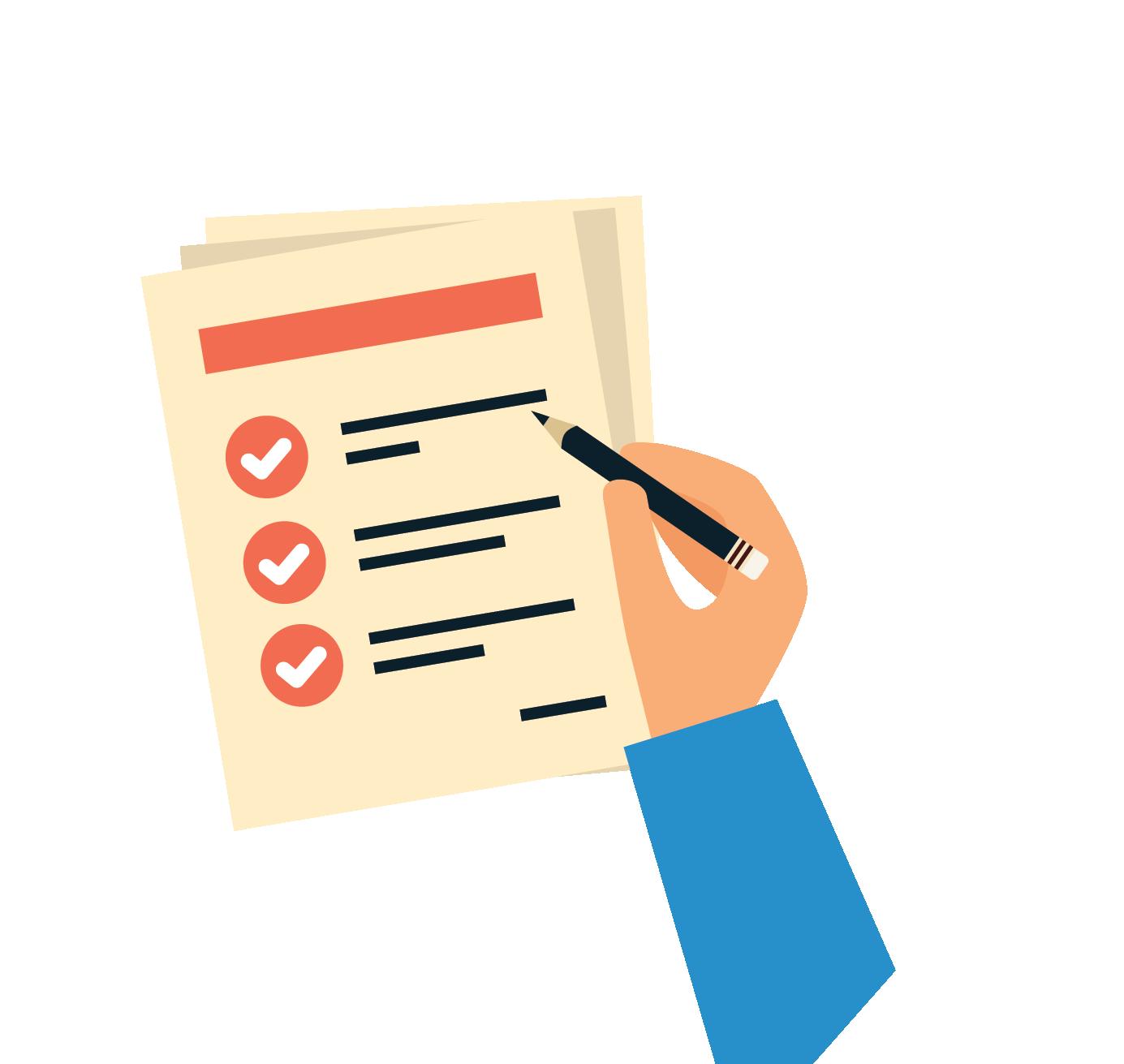 Cases practitest saas management. Document clipart test paper