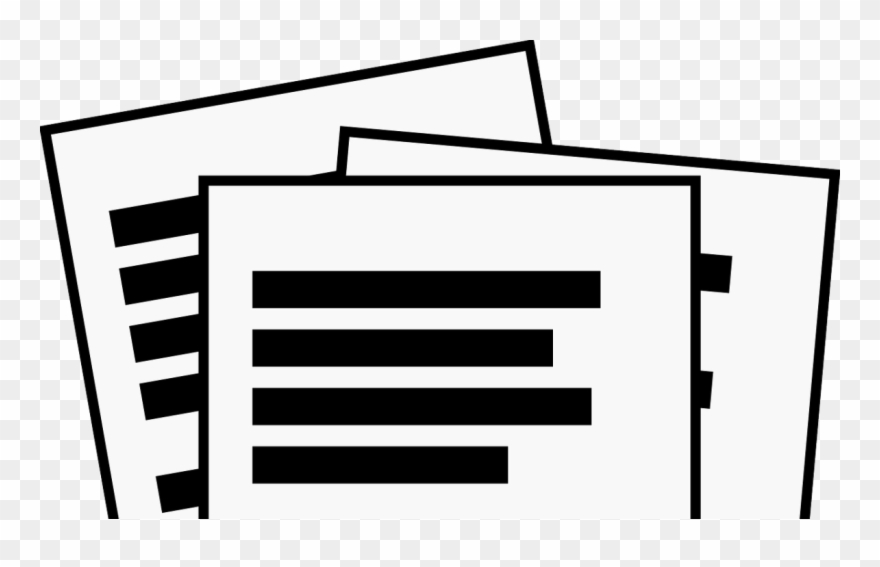 Briefings png . Document clipart transparent