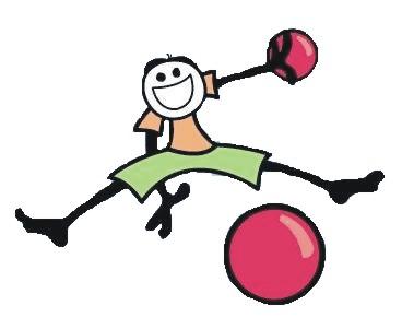 Dodgeball clipart. Free download clip art