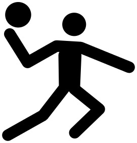 Recreation sports icons recreationsportssportsiconsdodgeballclipartpnghtml. Dodgeball clipart