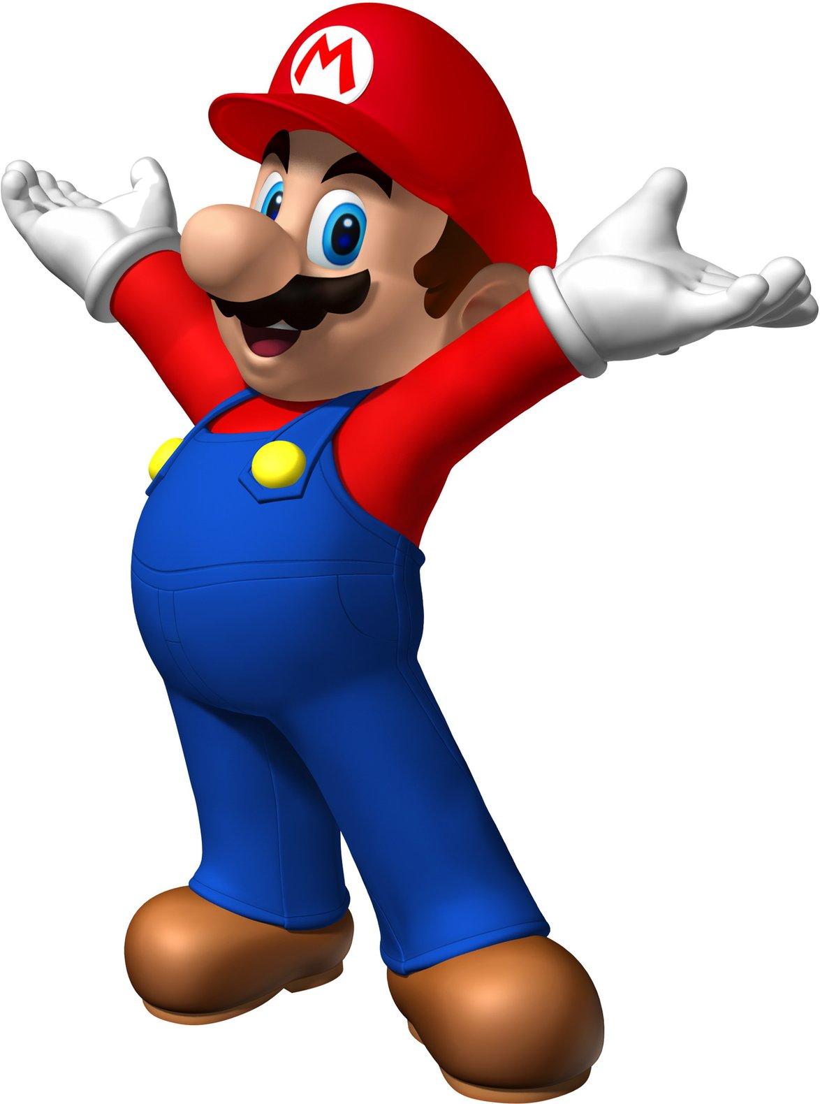 Mario character nintendo