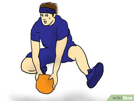 How to be a. Dodgeball clipart group game