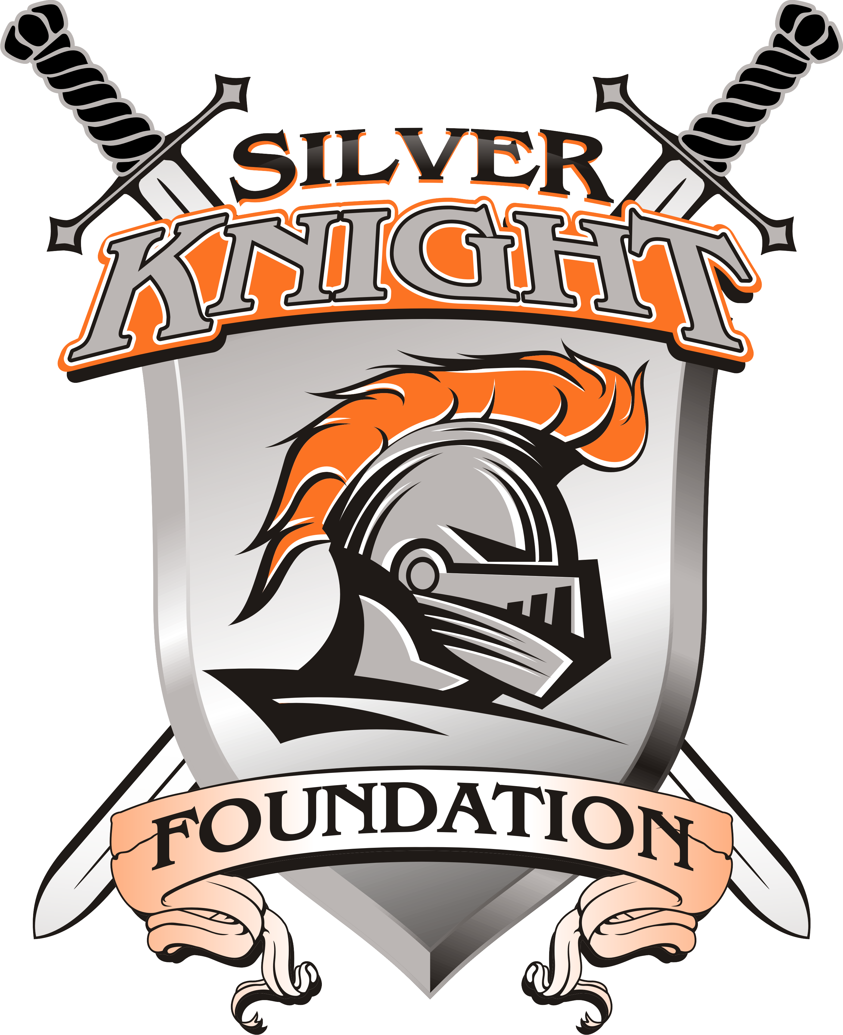 knights clipart silver knight