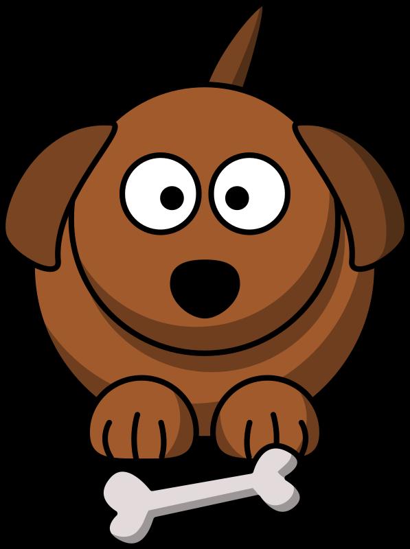 Cartoon medium image png. Dog clipart baby