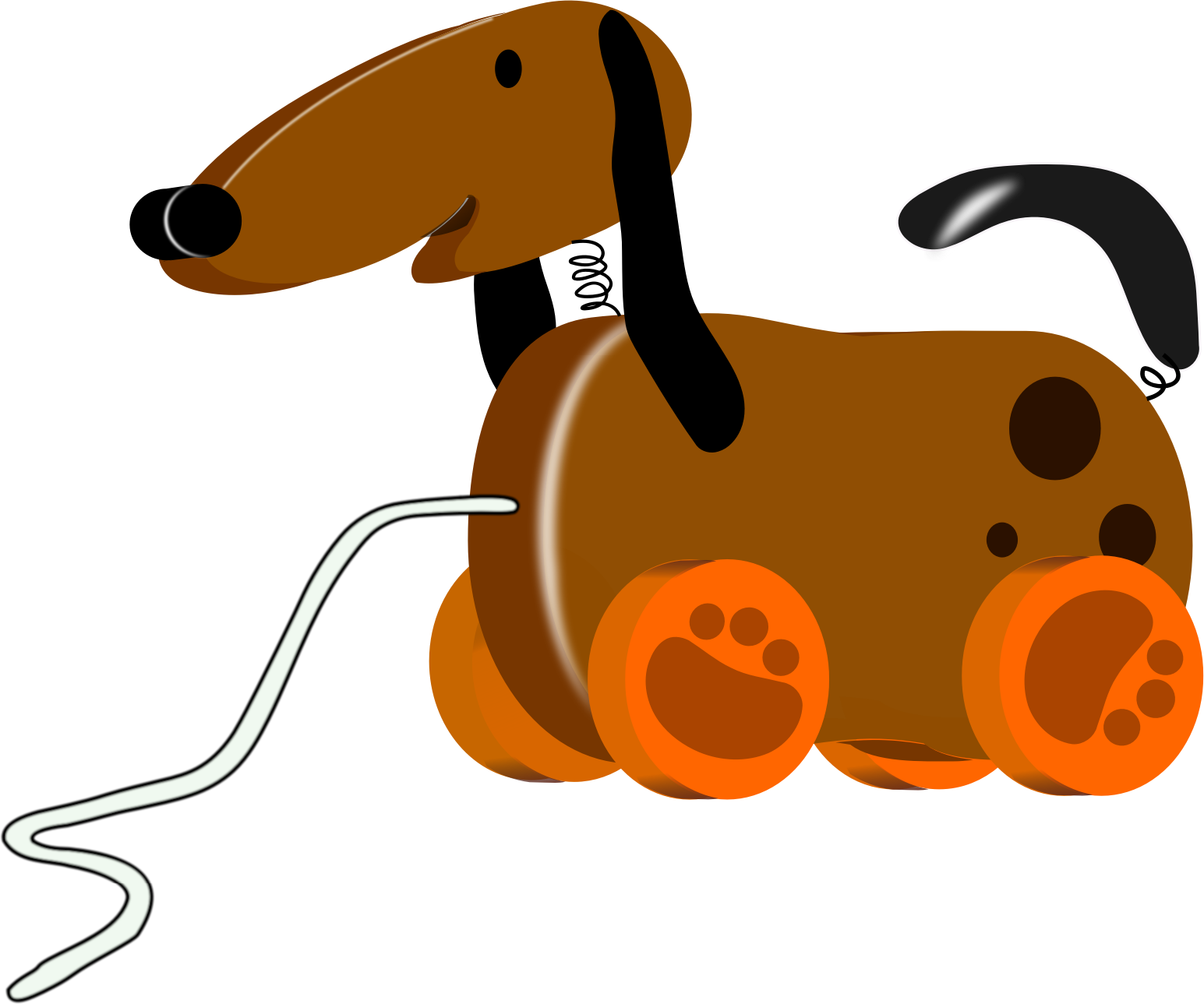 Dog bclipart toy pxbclipart. Dogs clipart brown
