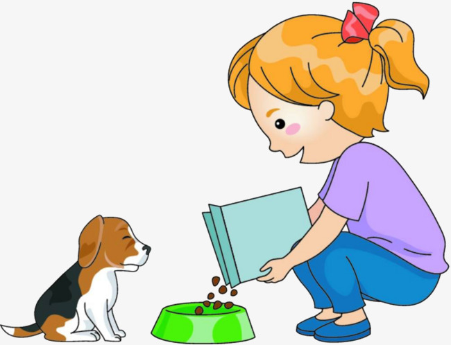 Dog clipart feed. Station