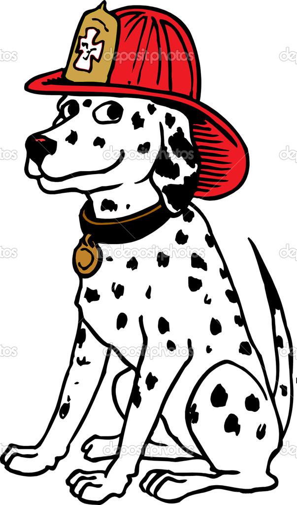 Cartoon free download best. Firefighter clipart firehouse dog