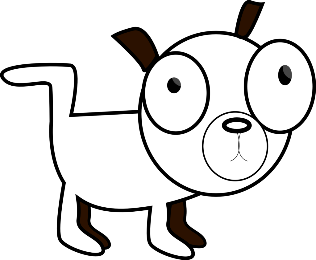 Dog clipart kid. Free face images and