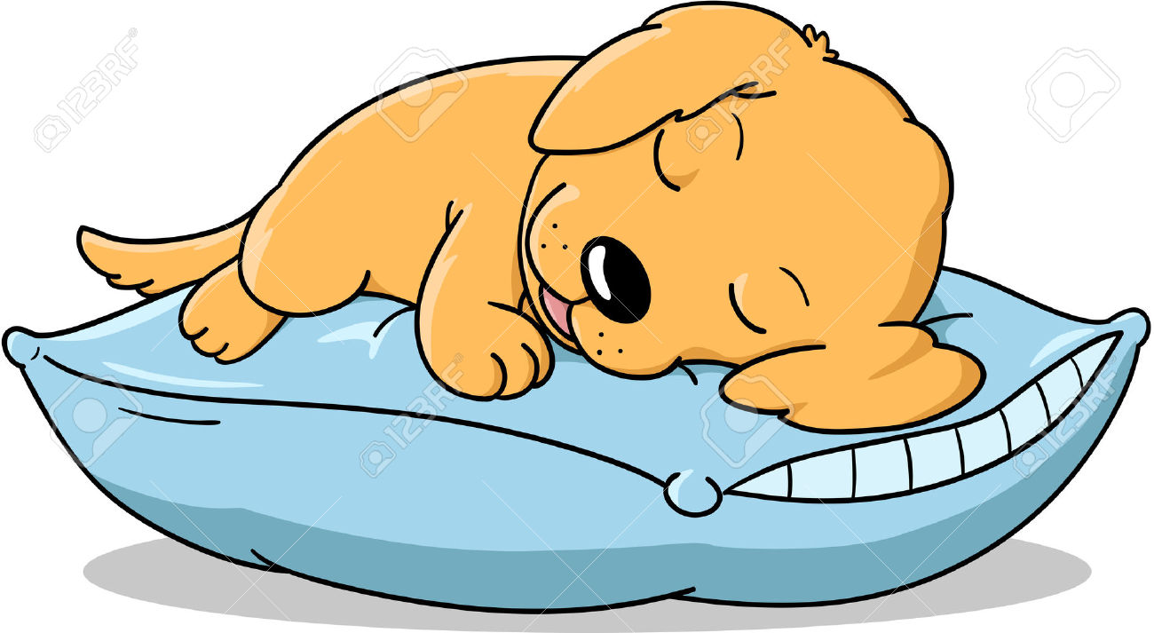 Free download best . Dog clipart sleeping