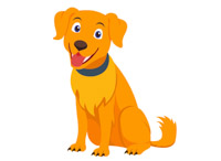 Free clip art pictures. Dog clipart