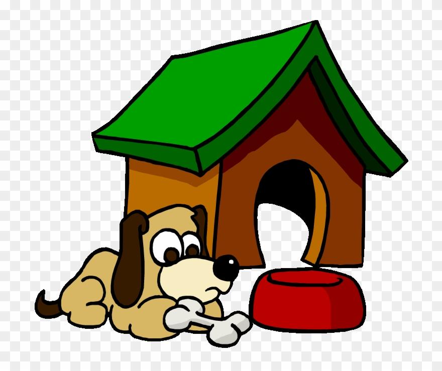 Doghouse clipart animal home. Cartoon dog house christian