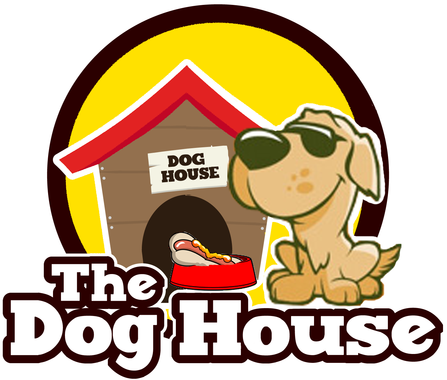 The dog house reviews. Doghouse clipart bunkhouse