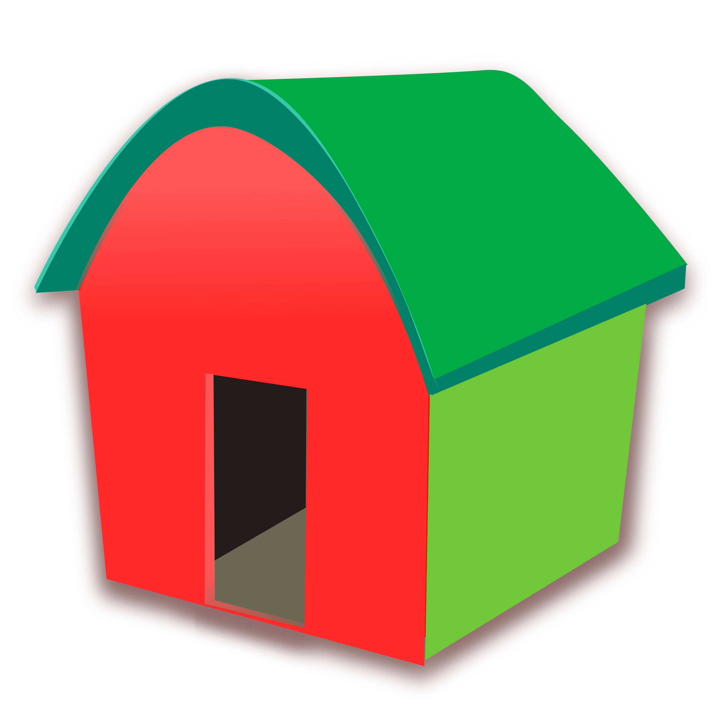 Doghouse clipart clip art. Realestate big image png