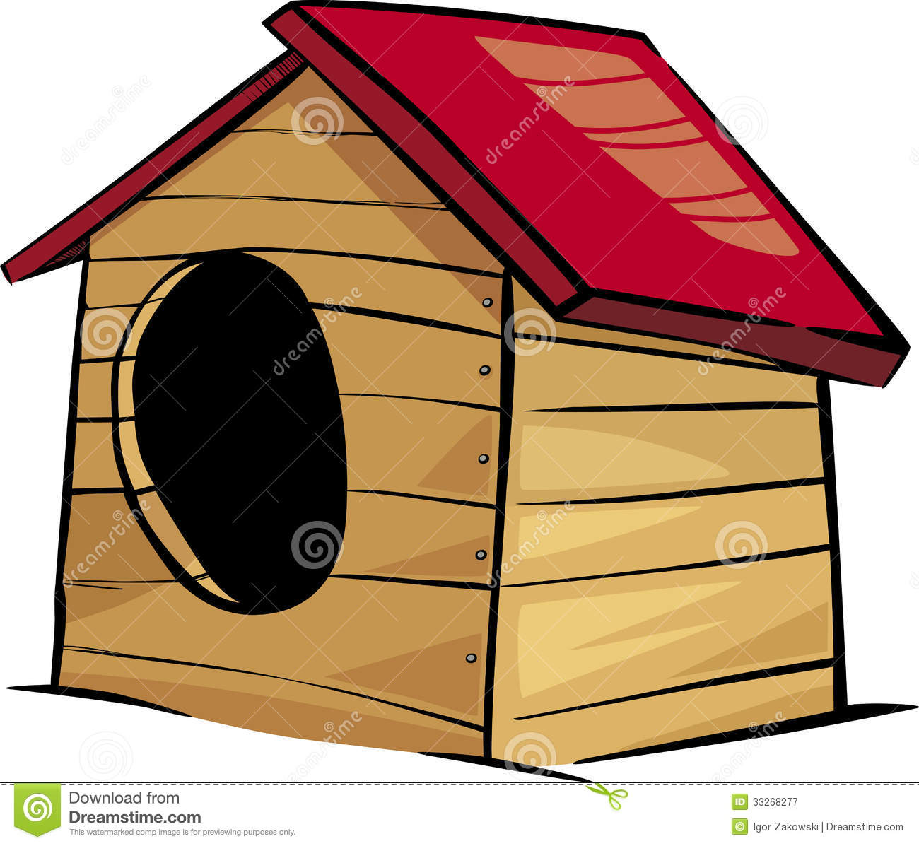 Doghouse clipart cute. Panda free images