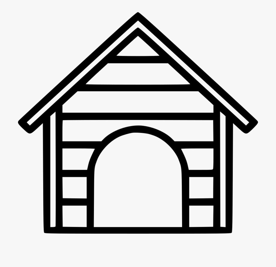 Comments clip art transparent. Doghouse clipart dog house