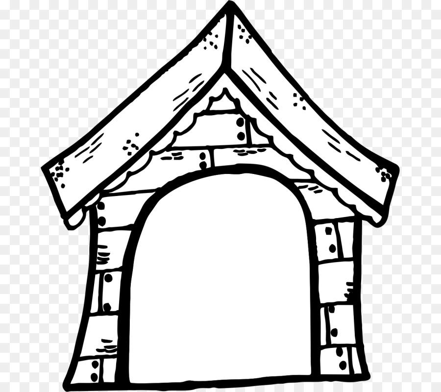 doghouse clipart dog shelter