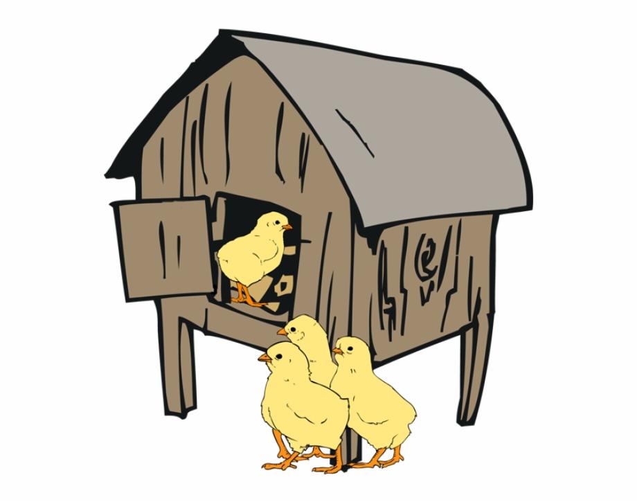 doghouse clipart hen house
