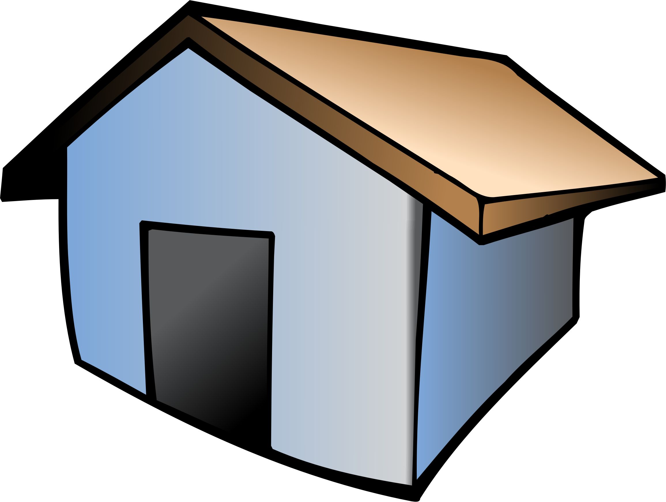 Doghouse clipart hut house. Raseone home icon big