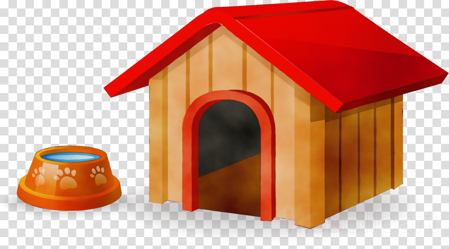 Doghouse clipart kennel. House playhouse outdoor play