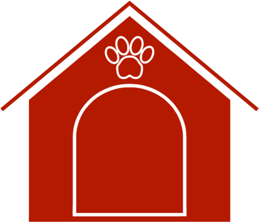 Doghouse clipart niche. Dog house green transparent