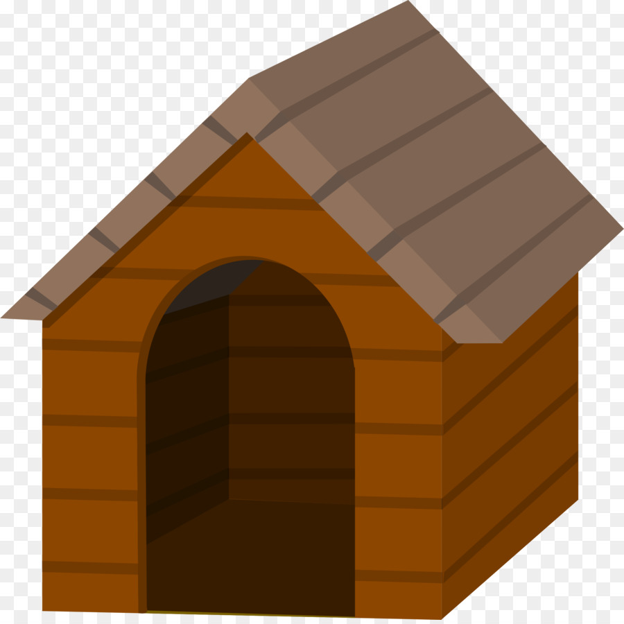 doghouse clipart puppy