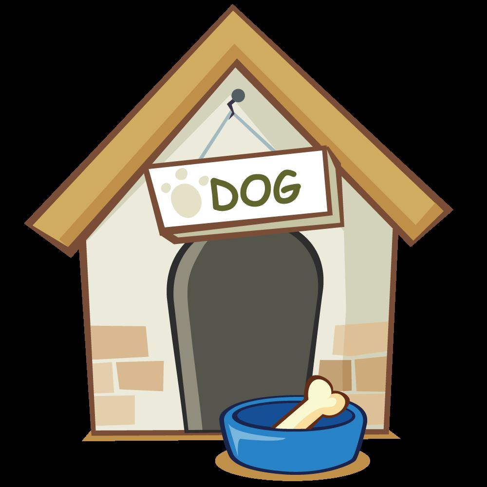 doghouse clipart transparent