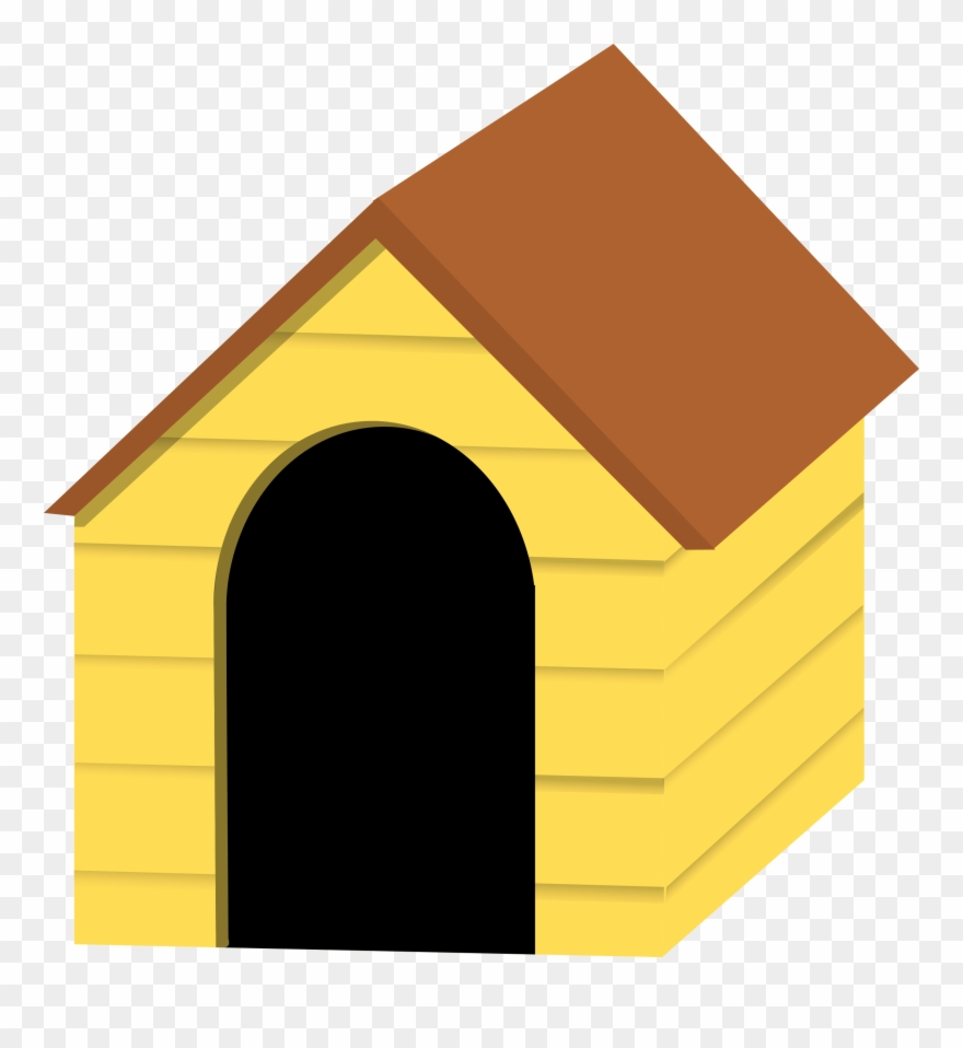 Doghouse clipart transparent. Image of dog house