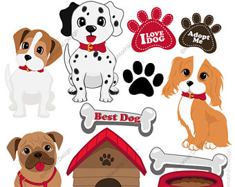 Dogs clipart. Buy get free clip